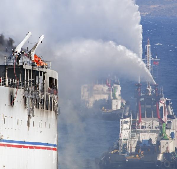 Injuries at Sea